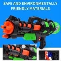High Pressure Large Capacity Water Toy Gun Children Outdoor Game Shooting Soaker Pump Action Watergun Baby
