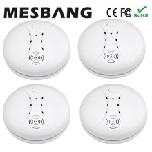 Mesbang wireless smoke detector 433HMZ  Independent smoking sensor for GSM alarm system free shipping