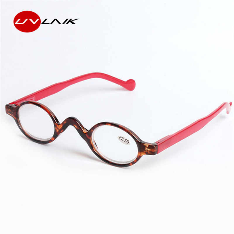 6edc669dc4 UVLAIK Men Women Ultralight Rimless Reading Glasses HD Magnetic Diopter  Presbyopic Eyeglasses with Degree +1.0