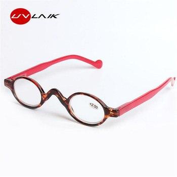 412060c5aa UVLAIK hombres mujeres ultraligero sin montura gafas de lectura HD  magnético dioptrías miopía gafas con grado + 1,0 + 1,5 + 2,0 + 2,5