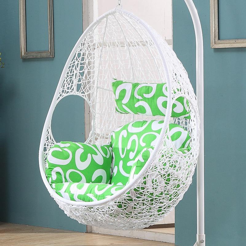 Colgante de la rota silla huevo compra lotes baratos de for Silla huevo colgante
