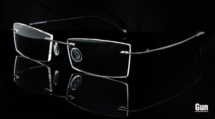 Rimless Eyeglasses Frames (4)