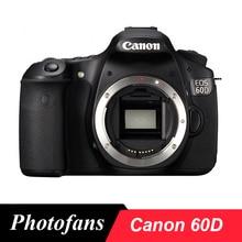 Canon 60D DSLR Camera -18 MP -3.0″ Vari-Angle LCD -Full HD 1080p Video (Body Only)