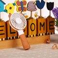 2016 Лето офис и открытый портативный мини мультфильм вентилятор компактный и симпатичный тонкий и прочный