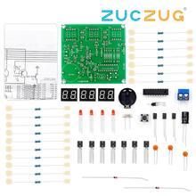 DIY Kits Electronic Clock Digital Tube LED Display Suite Electronic
