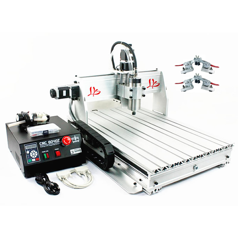 CNC Engraving Machine CNC 6040 800W Big Power Wood CNC Router Mini CNC Milling Machine mini engraving machine diy cnc 3040 3axis wood router pcb drilling and milling machine