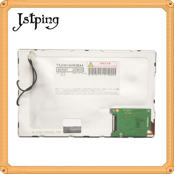 Jstping 9 inch a-Si TFT 32pins 800*480 LCD screen for HITACHI TX23D11VM2BAA lcds Internal display panel