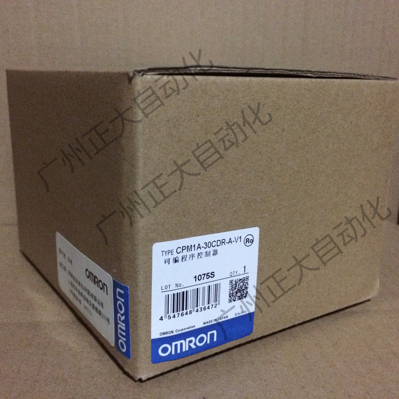 New Packaging PLC Programmable Controller CPM1A-30CDR-A-V1