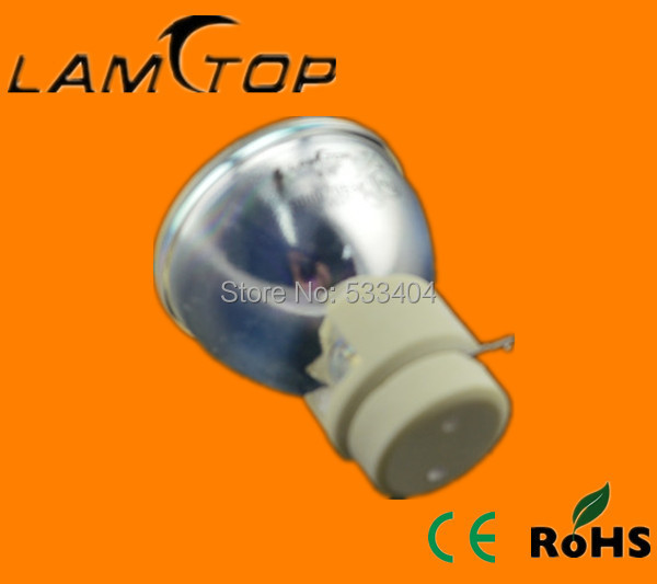 Free shipping  LAMTOP  Compatible bare lamp   EC.JBJ00.001  for  X1213P