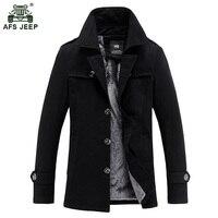 新しい冬ジャケット男性有名なブランド暖かい服フリースライニング厚みの上着コートアーミーグリーンカーキプラスサイズm-4xl 108