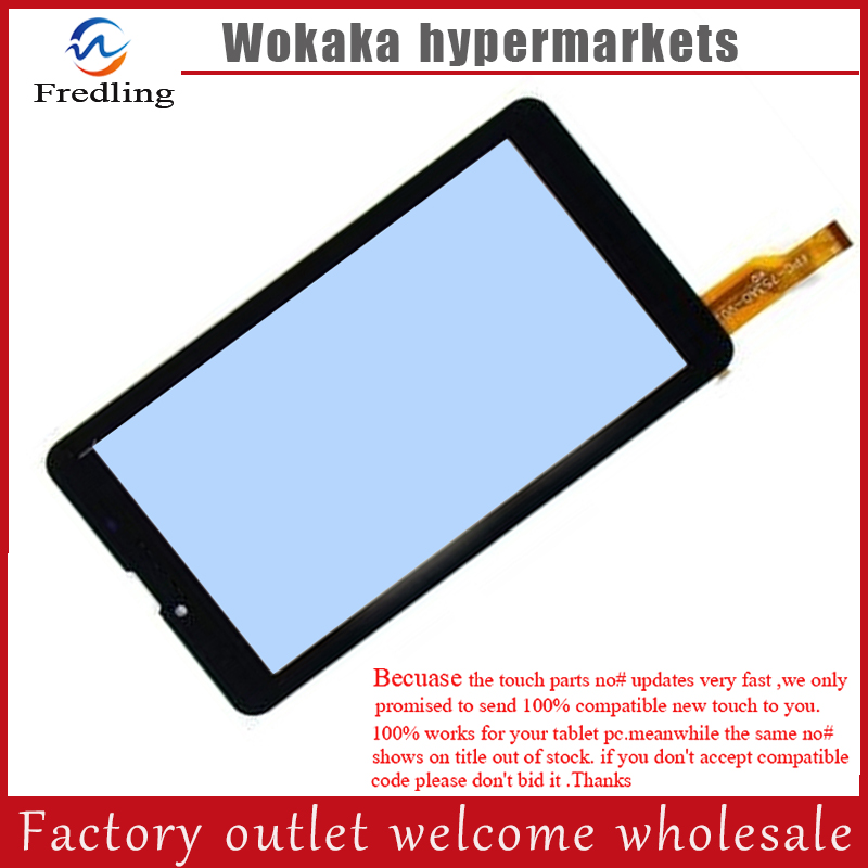New 7 Touch screen for DEXP URSUS TS170 LTE Tablet Touch Screen Panel Digitizer Glass Sensor Free Shipping new for 9 7 dexp ursus 9x 3g tablet touch screen digitizer glass sensor touch panel replacement free shipping