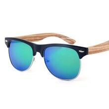 The New Fashion Women Sun-stone 100% Polarized Men Driving Handmade Retro Black Mahogany Glasses Foot Wood Sunglass Sunglasses