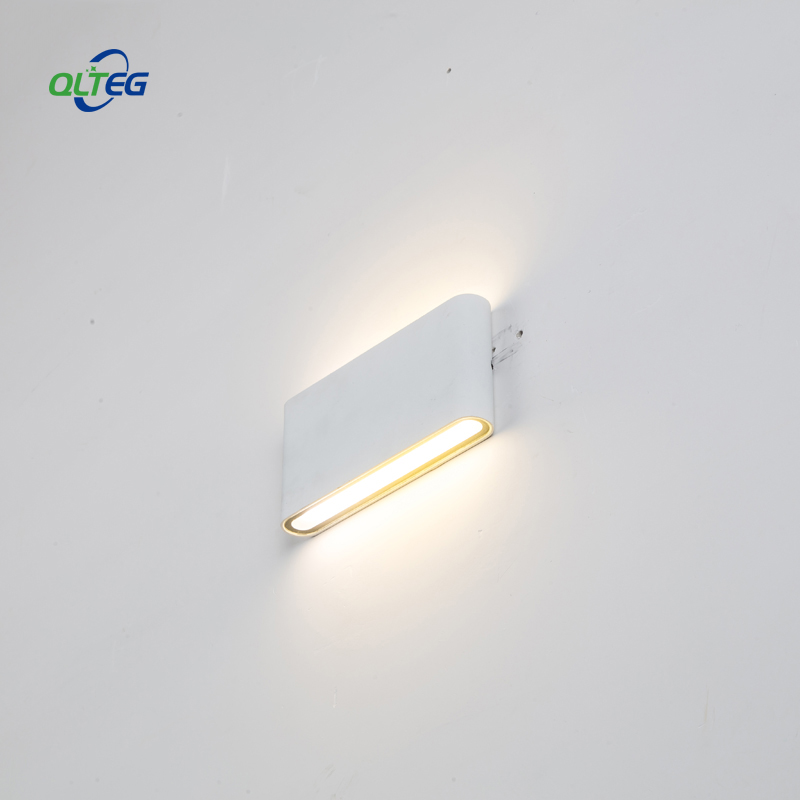 Led Lamps Led Indoor Wall Lamps Creative 6w 12w Waterproof Outdoor Led Wall Sconce Ac85-265v Aluminum Indoor Home Decoration Modern Lamps Clearance Price