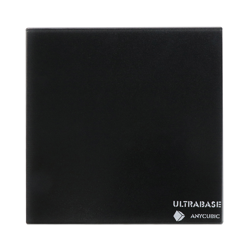 220x220 12V heatbed Ultrabase 3D printer Platform Build Surface Glass Plate for anycubic i3 mega MK2 MK3 3d printer hotbed parts