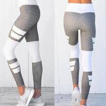Купить с кэшбэком 2019 Printed Yoga Pants Women Push Up Professional Running Fitness Gym Sport Leggings Tight Trouser Leggins Colorful