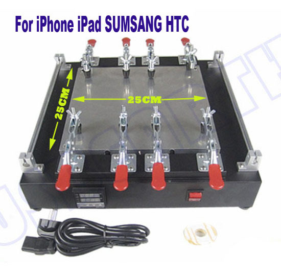 LY 950 Professional LCD Separator Machine, Cellphone Screen Repair Machine For iPad and phone free shipping screen repair machine kit ly 946d lcd separator for 5 inch mobile screen 12 in 1 separate machine