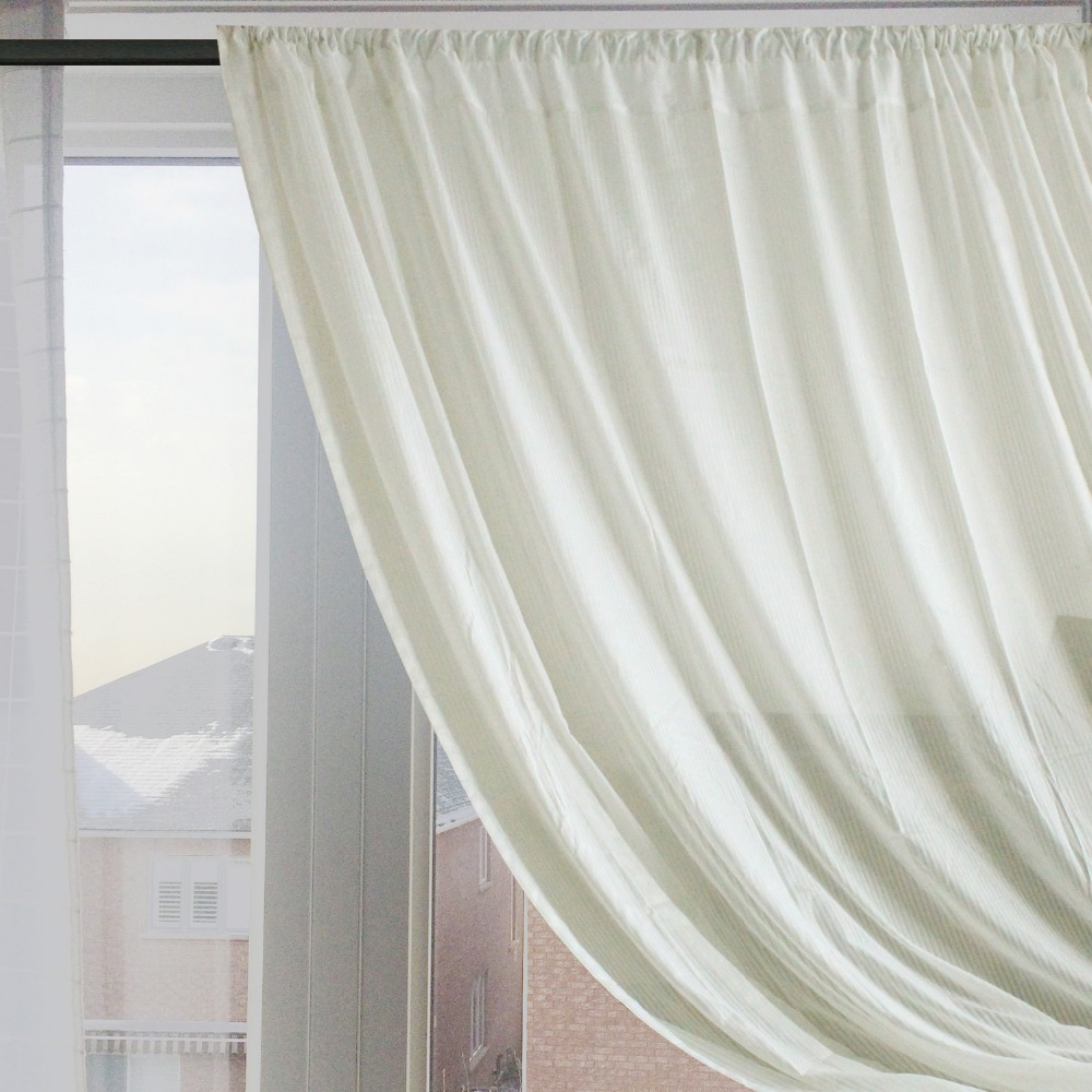 Free Shipping New Window Screening Curtains Hot Sale