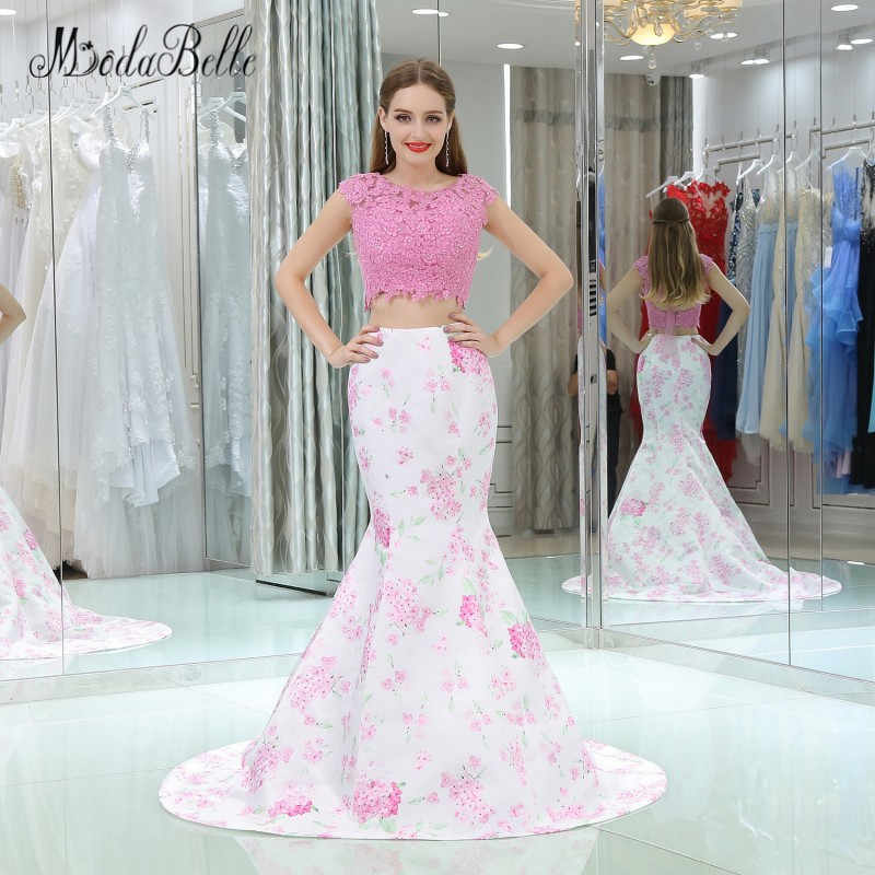 Detail Feedback Questions about modabelle Mermaid Pink Prom Dress 2 ... 8c18640c1ecf