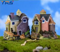 1 500 Scale DIY House DIY Sand Table Model Material Scene Model Villa Building Model Small
