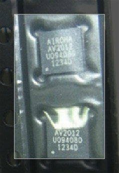 10pcs/lot  AV2012 AIROHA QFN28 2012 100% NEW Original free shipping - discount item  10% OFF Home Appliance Parts