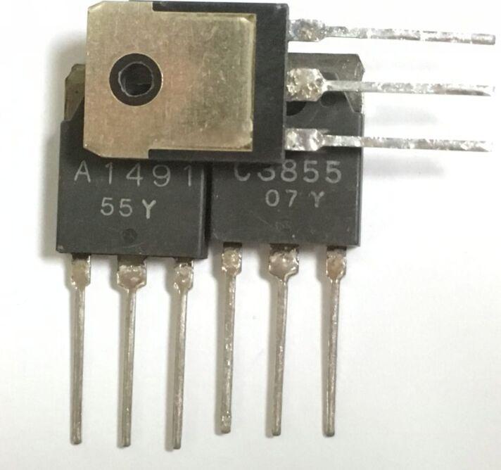 1PCS 2SA1302 A1302 NPN Audio Power Transistor NEW LI