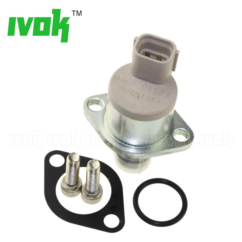 Fuel Injector Pump Metering Solenoid Valve Measure Unit Suction Control Valve SCV 294200-0360 294200-0260 1460A037 A6860-EC09A denso suction control valve scv 294200 2760 294009 0740 for mitsubishi 1460a056