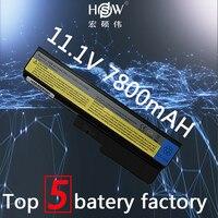HSW battery for lenovo G550 G430 G450 G530 N500 G430 Z360 L06L6Y02 battery L08L6C02 L08O6C02 L08S6C02 L08S6Y02 51J0226 battery