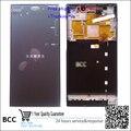 Тест ок 100% Оригинал! Для Xiaomi mi3 WCDMA и TDS-CDMA черный ЖК-экран + Сенсорный дигитайзер с рамкой Бесплатно доставка