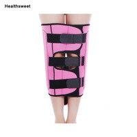 Healthsweet O X Type Leg Posture Corrector Belt Curves Elastic Adjustable Bandage Thigh Legs Belt Orthotic