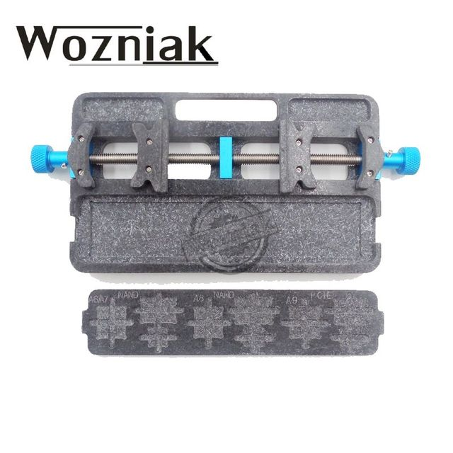 Wozniak High temperature phone motherboard Jig Fixture PCB Board Holder Fixture for iphone for samsung for sony ect