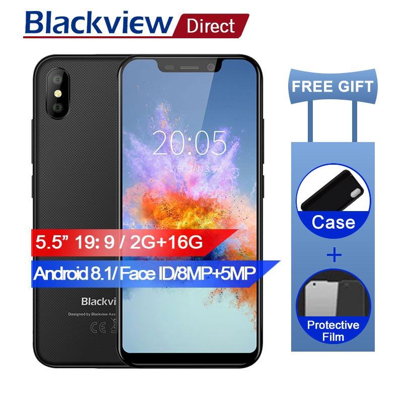 2018 Blackview A30 5,5