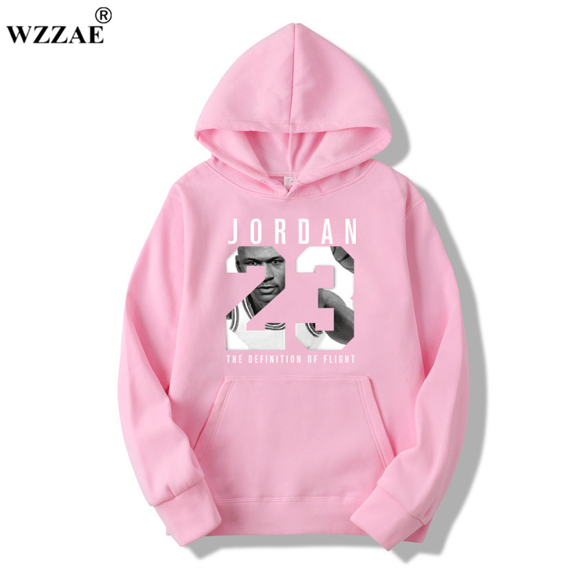 WZZAE 2019 Brand  New Fashion JORDA 23 Men Sportswear Print Men Hoodies Pullover Hip Hop Mens tracksuit Sweatshirts Clothing 4