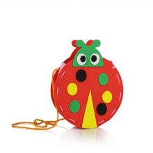 Cute Kids DIY Handmade Bags Children's Birthday Gift Toys Hand Making Birthday Party Supplies