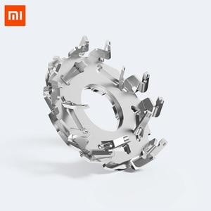 Image 5 - Original Xiaomi Mijiaมีดโกนหนวดไฟฟ้าเปลี่ยนหัวโกนสำหรับSmart Homeโกนหนวดหัวเปลี่ยนXiaomi Mijia 33