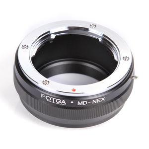 Image 2 - FOTGA Minolta MD NEX Objektiv Adapter Ring für Sony E Mount NEX 7 6 A7 A7R II A6500 A6300