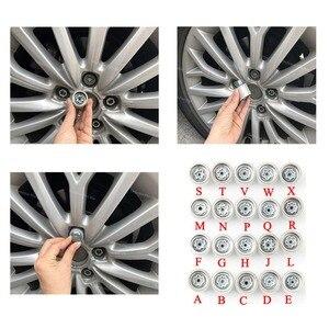 """Image 2 - Manchon de clé antivol des pneus, outil de démontage des vis, pour Audi A1 A5 A3 A4L A6L A7 Q3 Q5 A8 TT R8 """""""""""