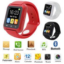 free shipping u80 smart bluetooth watch call message reminder sleep monitor