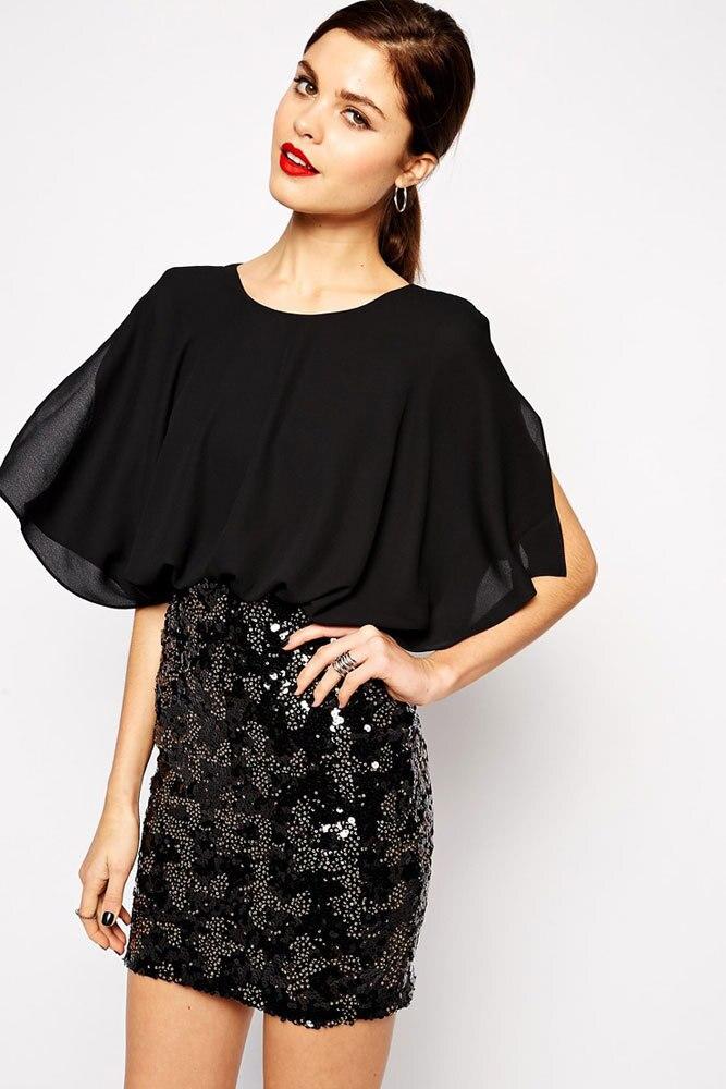 Вечерние платье кимоно