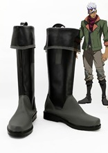 GUNDAM CGS Mobile Suit Gundam Iron-Blooded Orphans Cosplay Shoes Boots Anime Animation Halloween Christmas For Men Boys