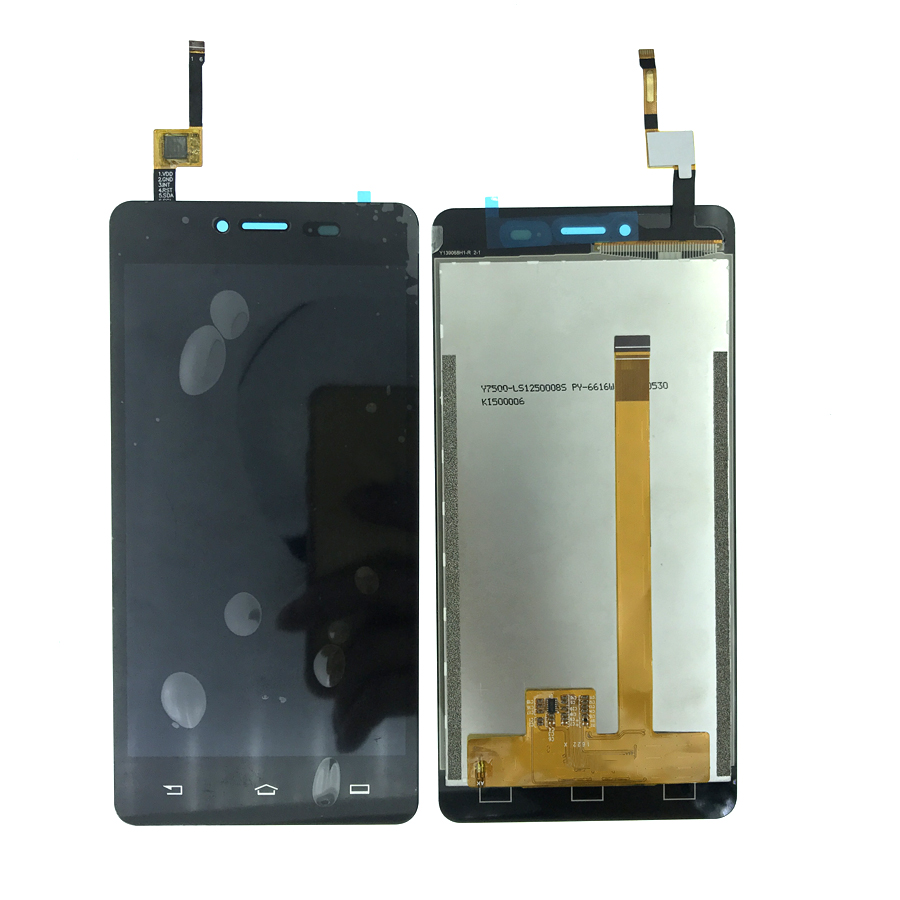 NEW in stock 5.0 inch For <font><b>Philips</b></font> <font><b>S326</b></font> LCD Display+Touch <font><b>Screen</b></font> Panel Glass Repair Replacement <font><b>With</b></font> Tracking number image