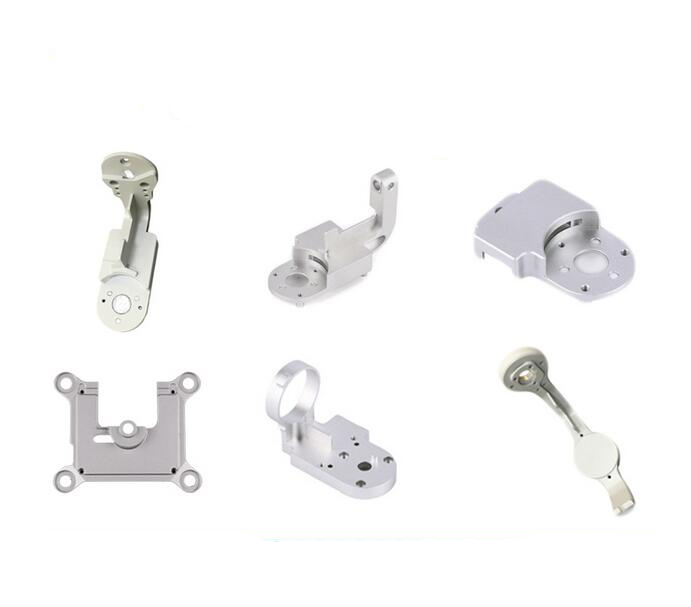Spare parts for DJI Phantom 3 Advanced Professional version RC Drone Gimbal Yaw arm bottom/side cover plate board motor