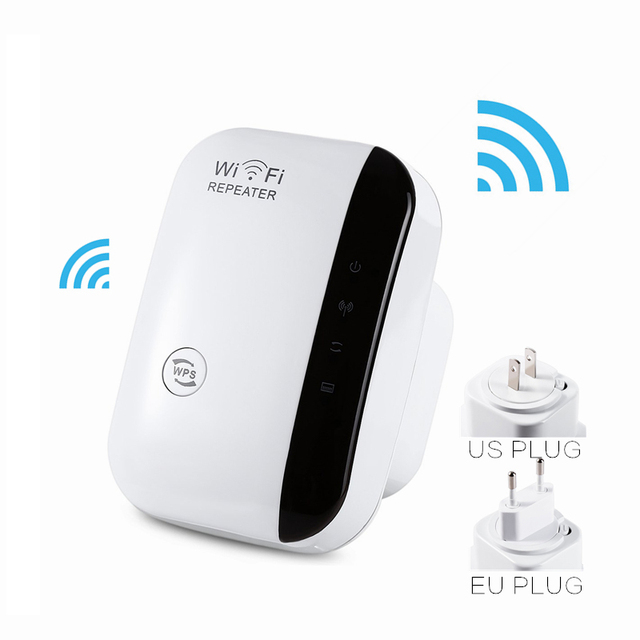 300Mbps Wireless-N Wifi Router 802.11n/b/g Network WiFi Repeater Expander Signal Booster Extender WIFI Ap WPS Encryption