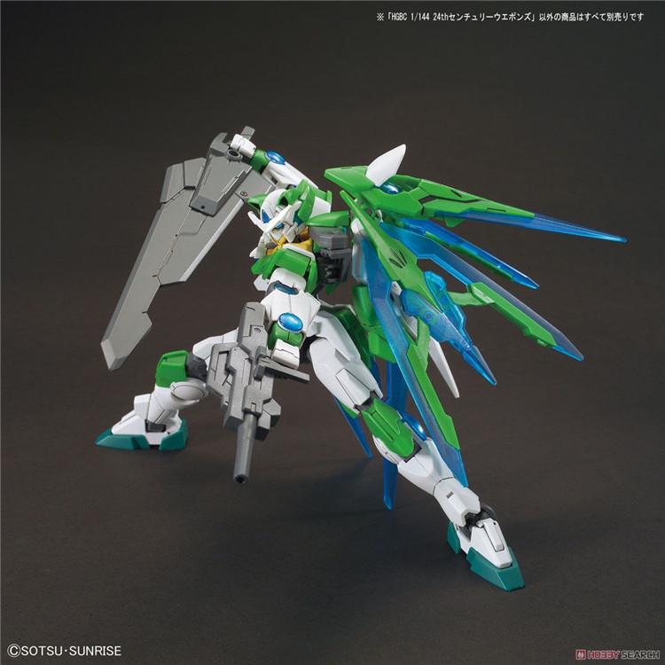 Bandai 24th Century Weapons HGBC 1//144 Gunpla Model Kit NEW from Japan