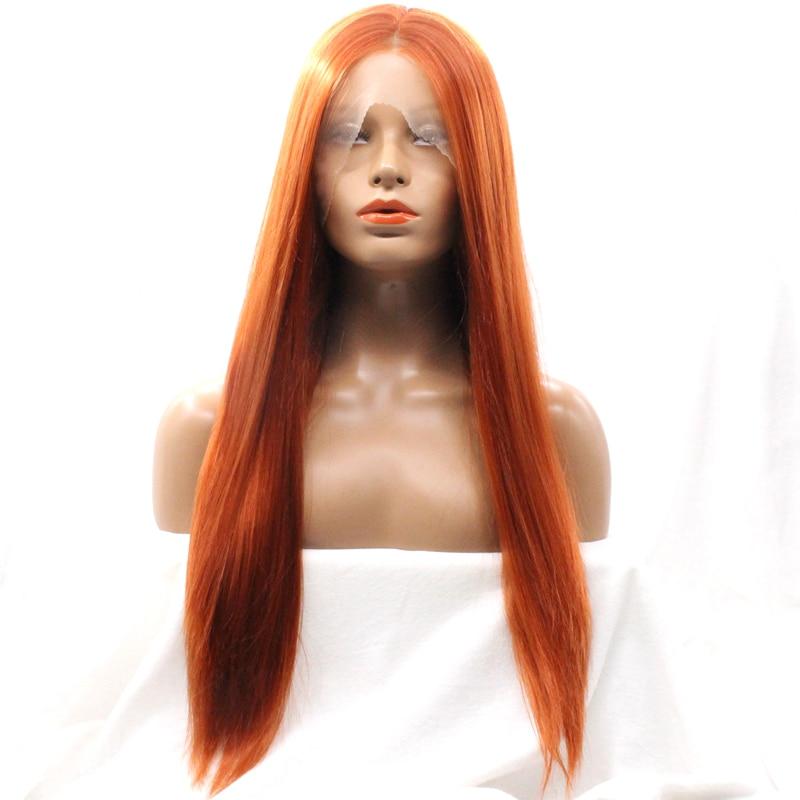 Имбирный цвет волос фото