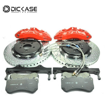 Auto part High profermance brake disc 362*32mm with Brake systerm AMG Caliper for BMW car 19rim