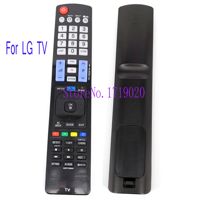 New Replacement Universal For Lg Smart Tv Akb73756504 3d