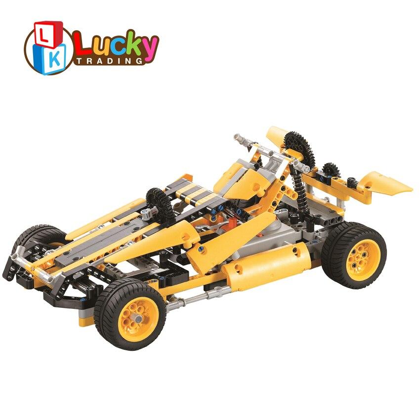 Cool Transformation Simulation chariot élévateur déformation flexible rc voiture Construction télécommande course voiture jouets lumière pour enfants