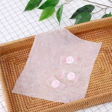 50pcs/lot Outdoor Travel Compressed Cotton Disposable Towel Tablet Capsules Cloth Wipes Paper Tissue Mask