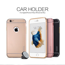 For iPhone 6 6s Plus Nillkin 360 Rotating Magnetic Car Air Vent Mount Mobile Phone Holder