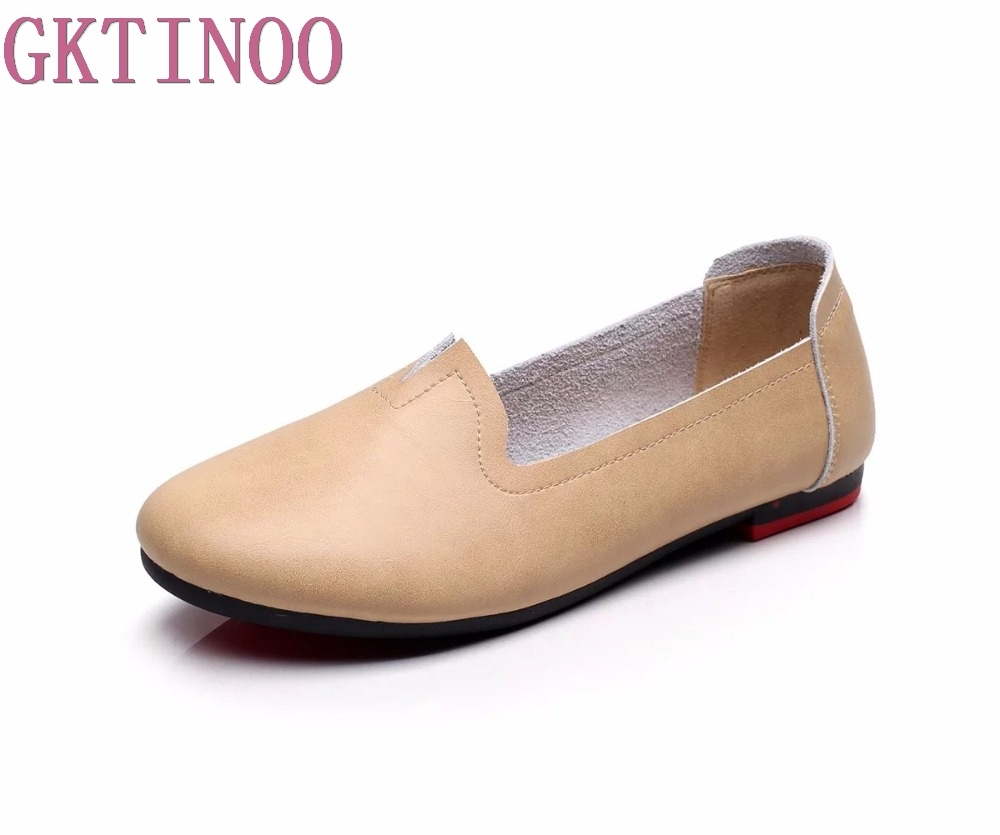 Spring Summer women Moccasins Shoes Genuine Leather women Flat Shoes Casual Loafers Slip On Driving shoes pl us size 38 47 handmade genuine leather mens shoes casual men loafers fashion breathable driving shoes slip on moccasins
